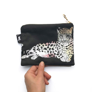 Leopard Coin Purse
