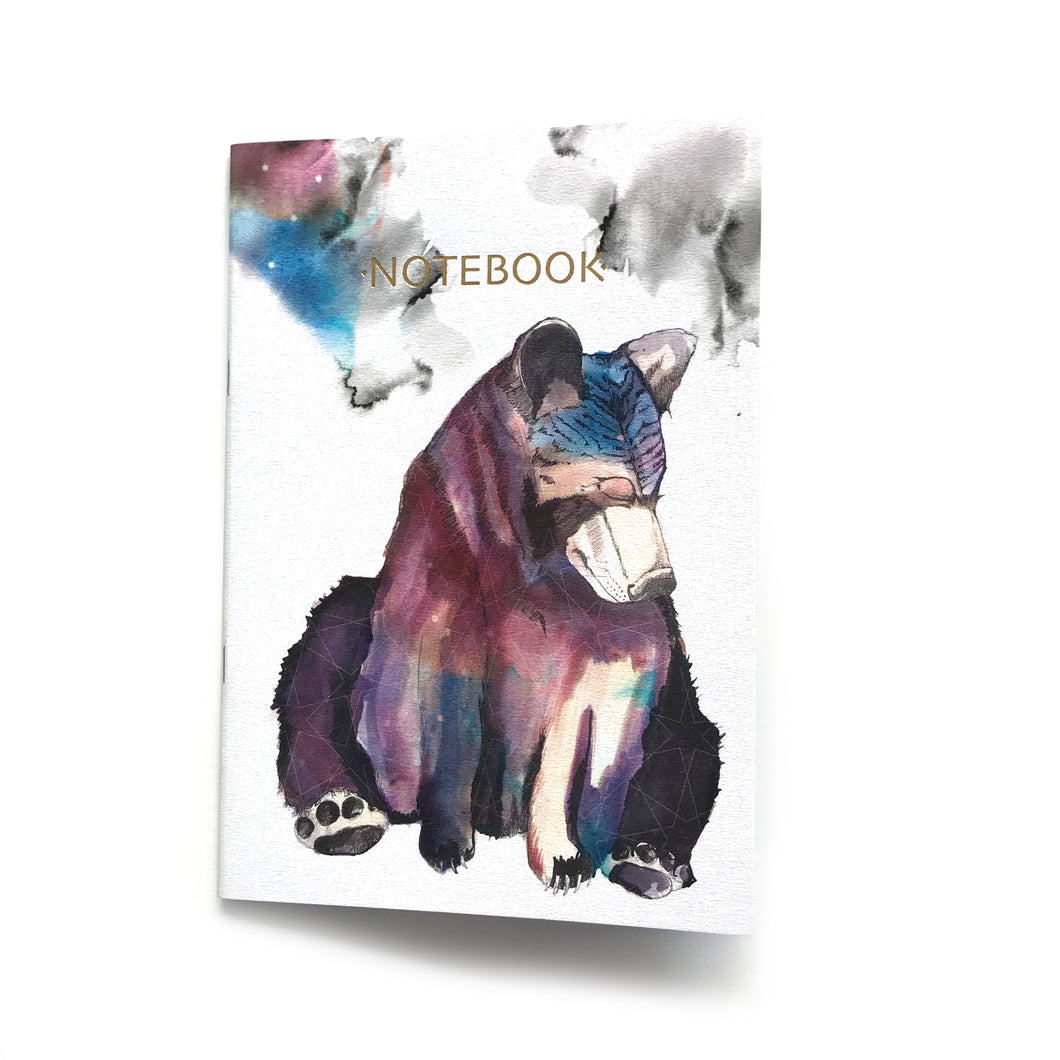 Spirit Bear Notebook