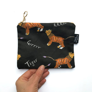 Tiger Tiger Coin Purse