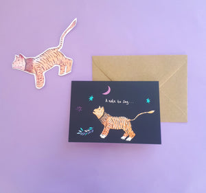 'A Note to Say' Mini Card Pack