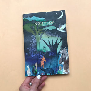 Into The Woods Notebook Set