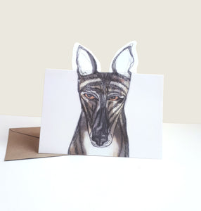 Pop Up Dog Cards