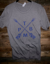 Load image into Gallery viewer, PTBM T-Shirt (Grey)