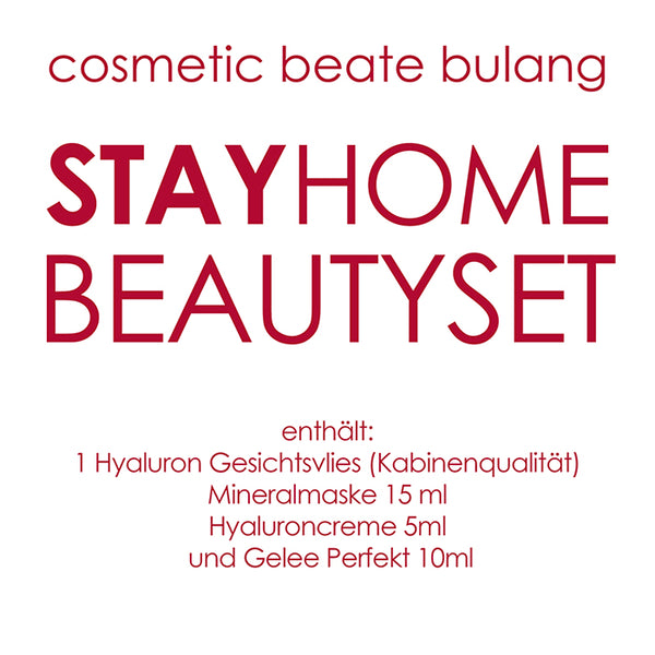 Stay Home Beauty Set