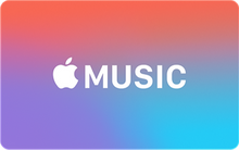 Charger l'image dans la galerie, Apple Music - Abonnement