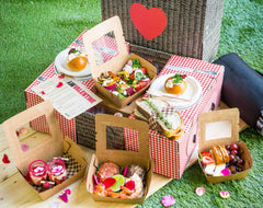 The Valentine's Day Lovers Picnic