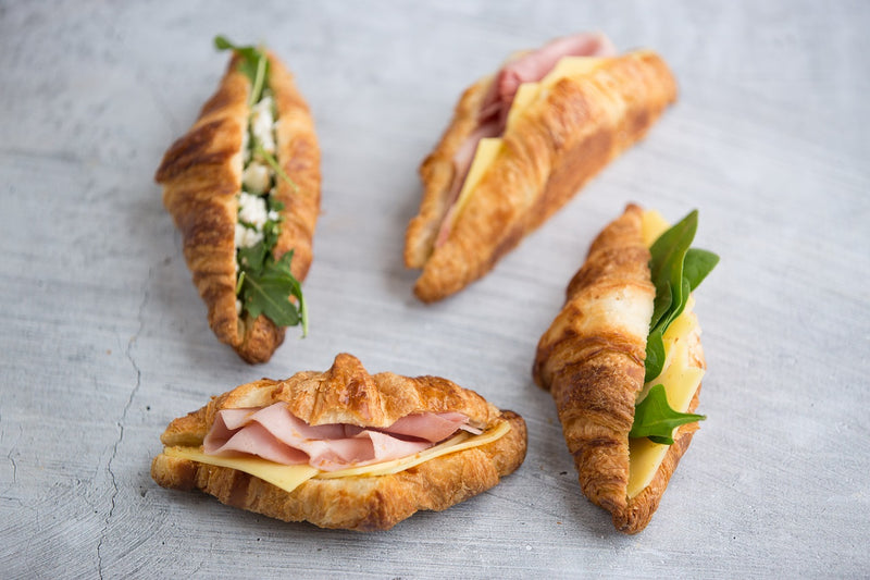 St Germain Breakfast Croissants