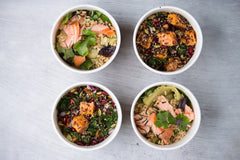 New Wave Brain Food Salads
