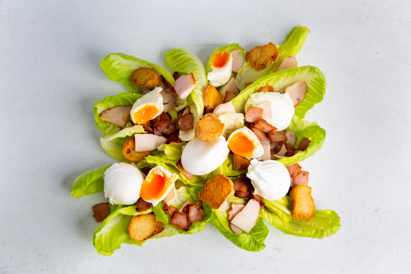 Caesar Salad The Cardini Way