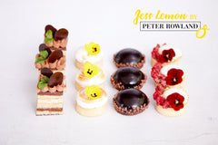Jess Lemon by Peter Rowland: Individual Dessert Box