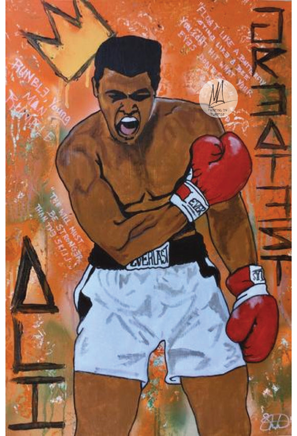 """The Greatest"" (Ali)"