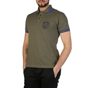 Versace Jeans - B3GSB7P1_36571-Clothing Polo-Unbox Shopping Network