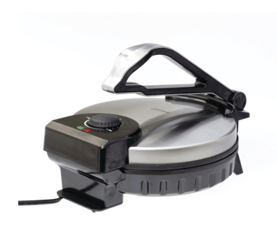 "Brentwood Appliances Ts-128 Nonstick Electric Tortilla Maker (10"") Electric Food Makers BRENTWOOD(R) APPLIANCES"