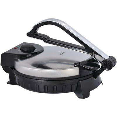 "Brentwood Appliances Ts-128 Nonstick Electric Tortilla Maker (10"") Electric Food Makers BRENTWOOD(R) APPLIANCES Default Title"