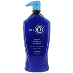 It'S A 10 Miracle Moisture Shampoo 33.8 Oz Haircare Its A 10 Default Title