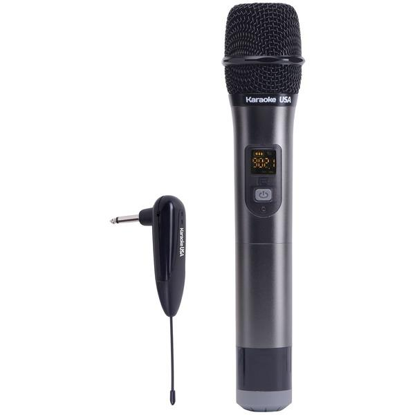 Karaoke Usa Wm900 Wm900 900Mhz Uhf Wireless Handheld Microphone 0.0 KARAOKE USA(TM)