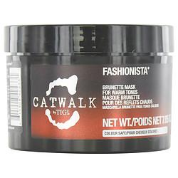 Tigi Fashionista Brunette Mask For Warm Tones 20.46 Oz Haircare Catwalk 7.05 Oz