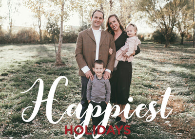 Happiest Holidays – Multiple