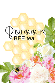 Queen BEE Tea Sign