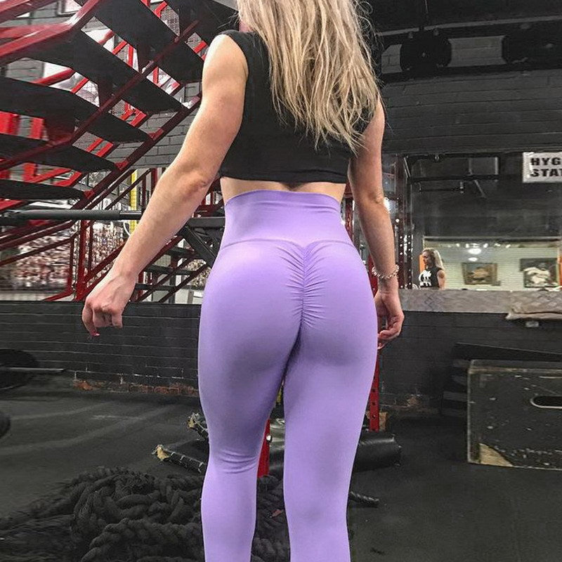 Seamless Yoga Leggings Pants Stretch Fit for Women(Buy 2 free shippping)