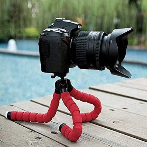 Flexible Octopus Tripod
