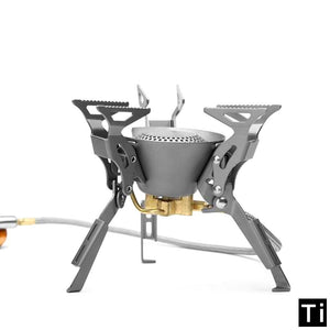 CampRocket Backpacking Stove