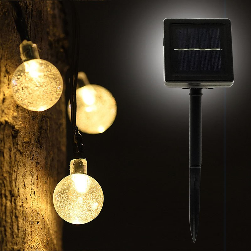 Outdoor Paradise LED Solar Lights