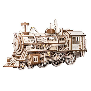 Clockwork Gear Drive Locomotive Kit