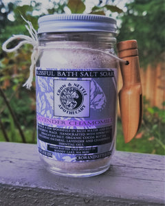 Blissful Bath Salt Soak