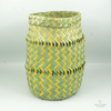 Turquoise and Gold AmaNiceNice Basket - Mini