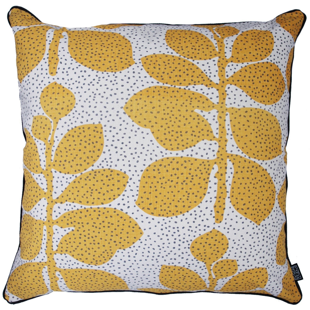 Amber Crassula Cushion Cover - Artisans Bloom