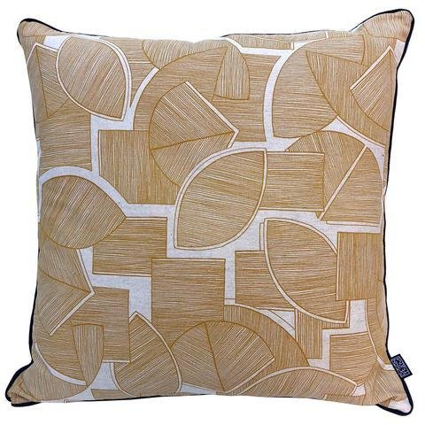 Amber Disa Cushion Cover - Artisans Bloom