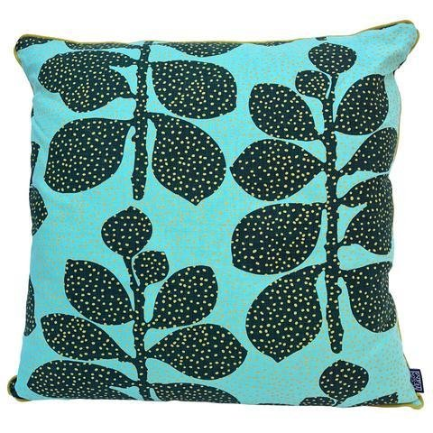 Atlantic Crassula Cushion Cover - Artisans Bloom