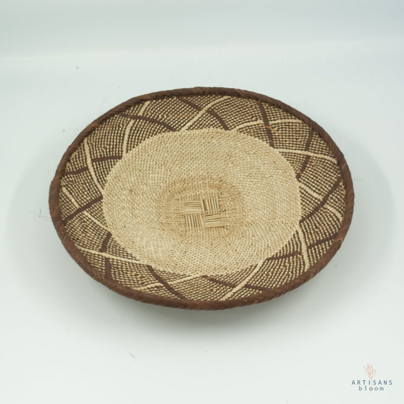 Binga Tribal Basket 31-35cm - Artisans Bloom