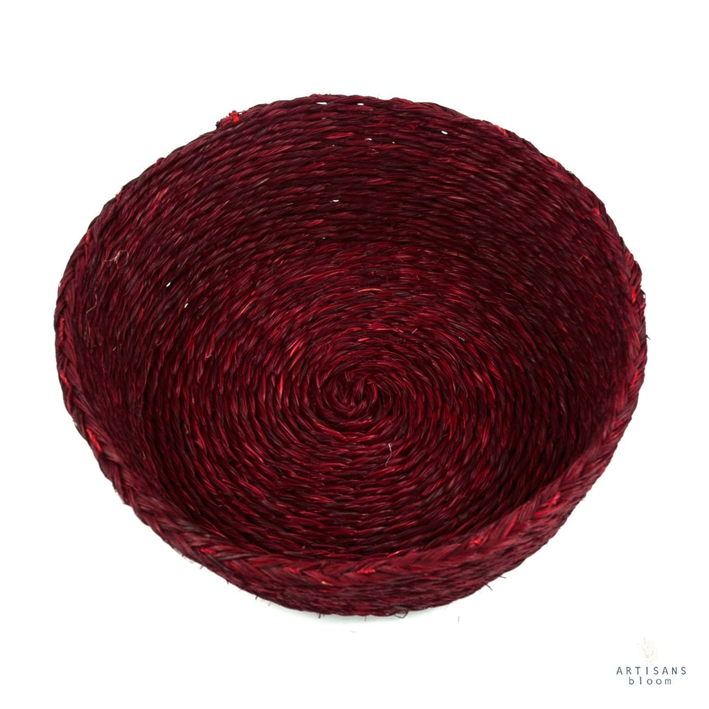 Bordeaux Basket - 18cm - Artisans Bloom