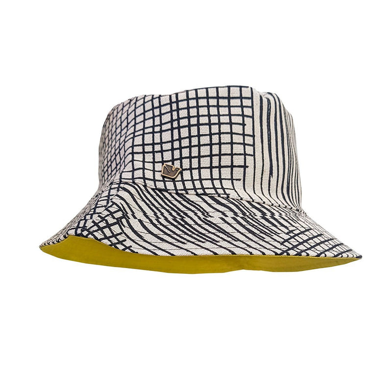 Bucket Hat - Liquorice - Artisans Bloom