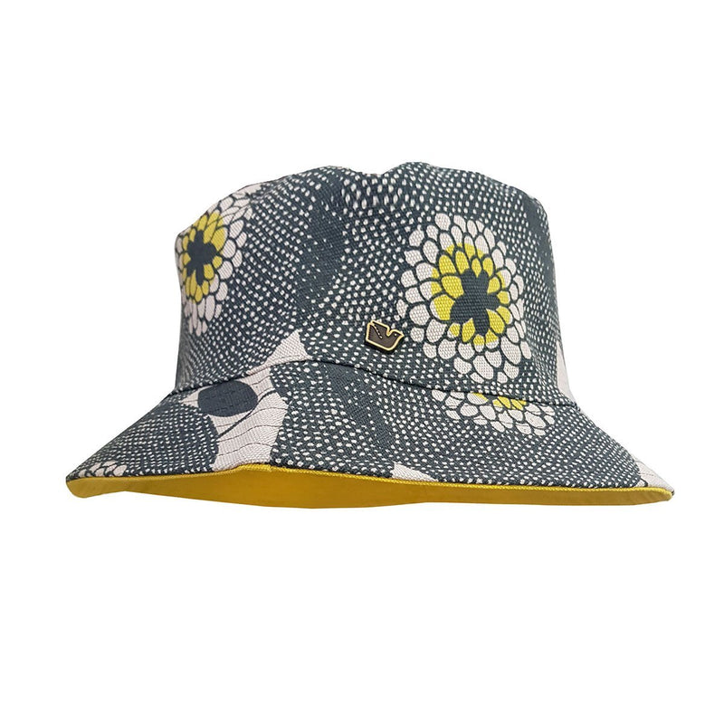 Bucket Hat - Penny Black - Artisans Bloom