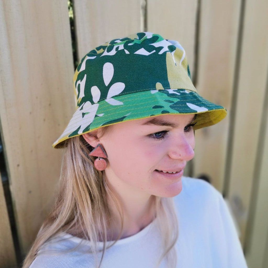 Bucket Hat - Roof Garden - Artisans Bloom