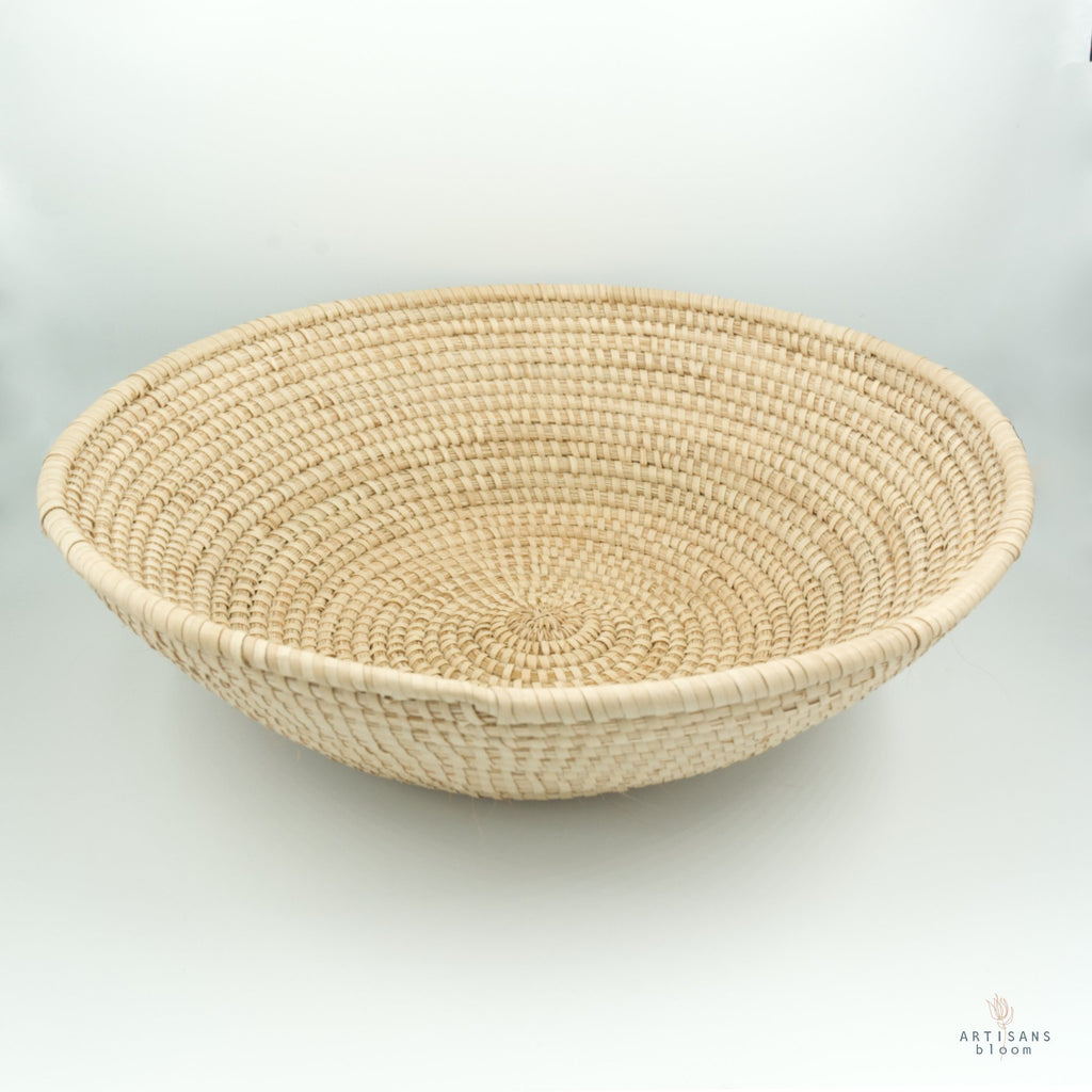 Fruit Basket - Natural - Artisans Bloom