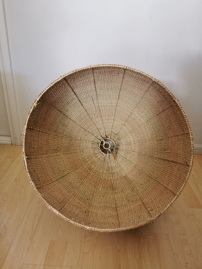 Giant Tonga Lampshade - Artisans Bloom