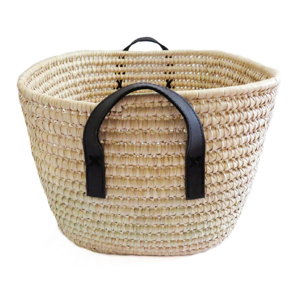 Lala Basket - Black - Artisans Bloom