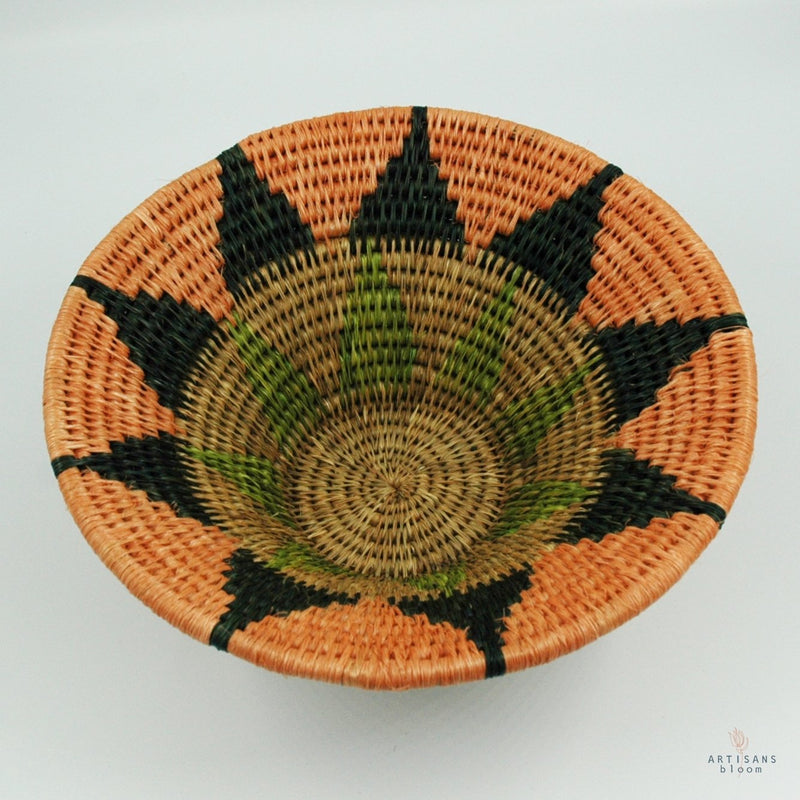 Lavumisa Basket - Mountain - Artisans Bloom