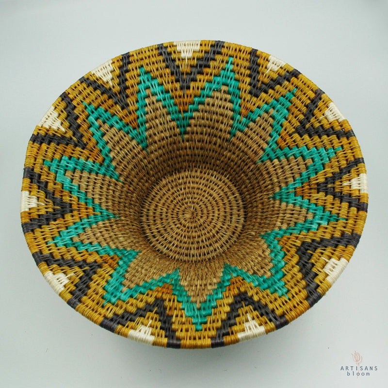 Lavumisa Basket - Savannah - Artisans Bloom