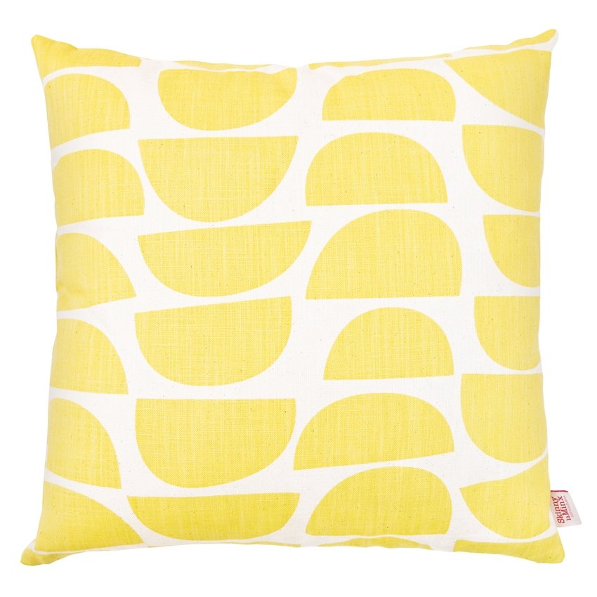 Lemon Slice Bowls Cushion Cover - Artisans Bloom