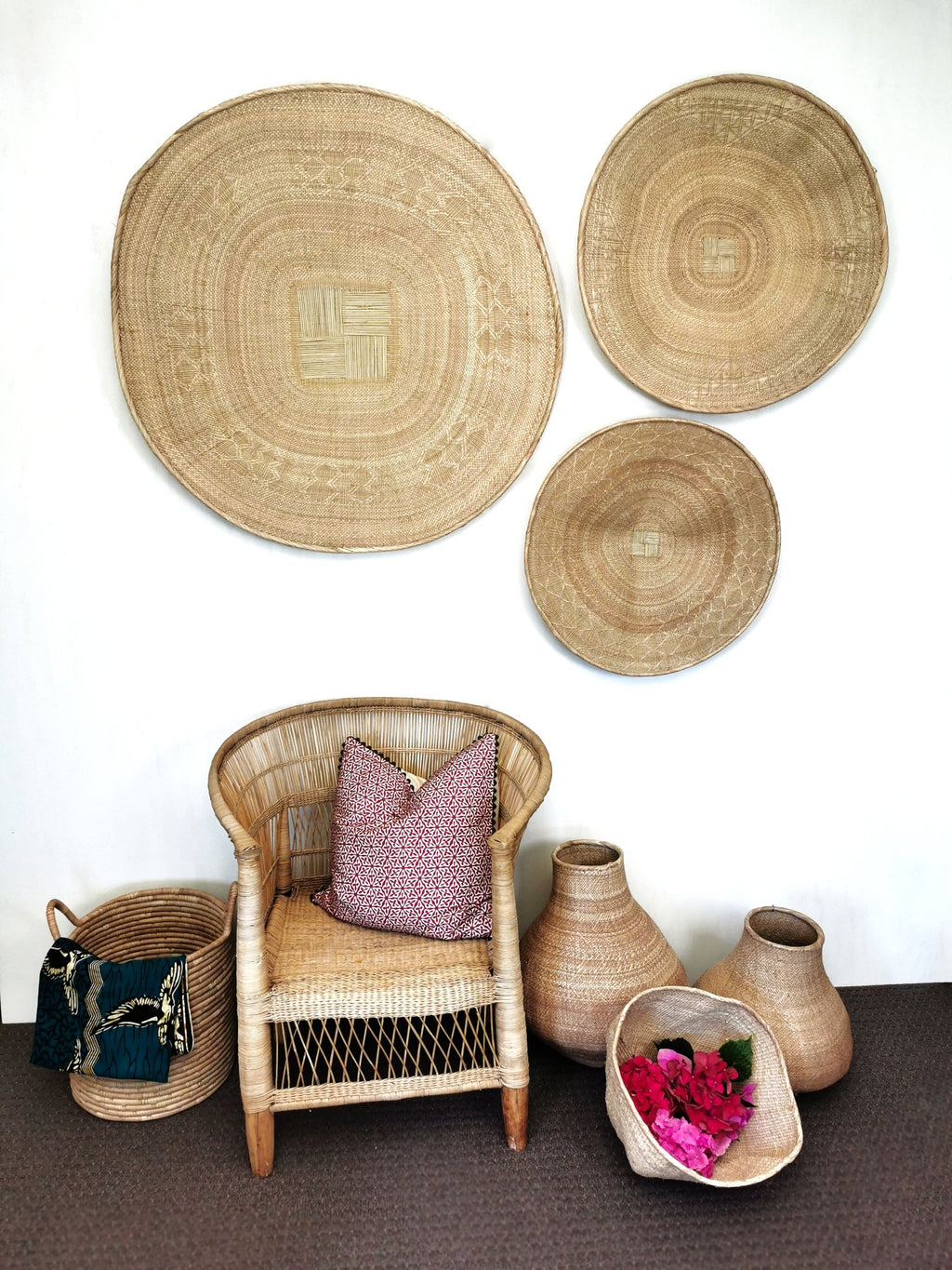 Malawi Chair - One Seater - Artisans Bloom