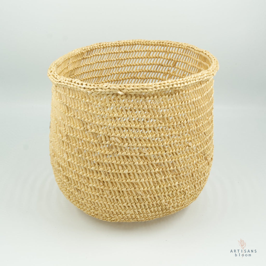 Millet Stalk Basket - Artisans Bloom