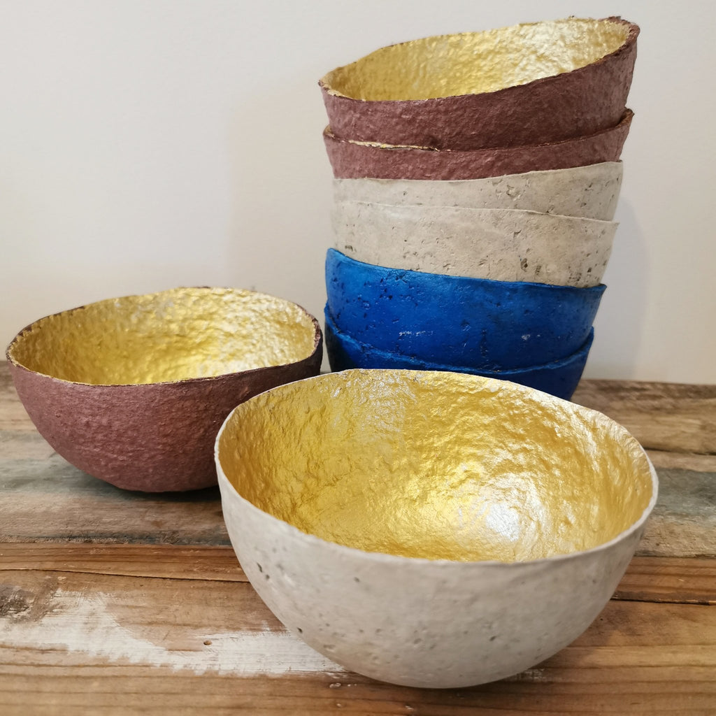 Mini Pulp Bowls - Artisans Bloom