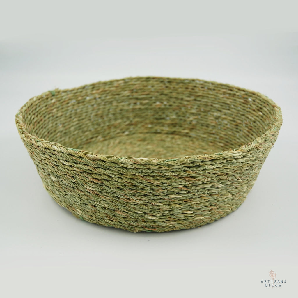 Natural Bread Basket - 25cm - Artisans Bloom