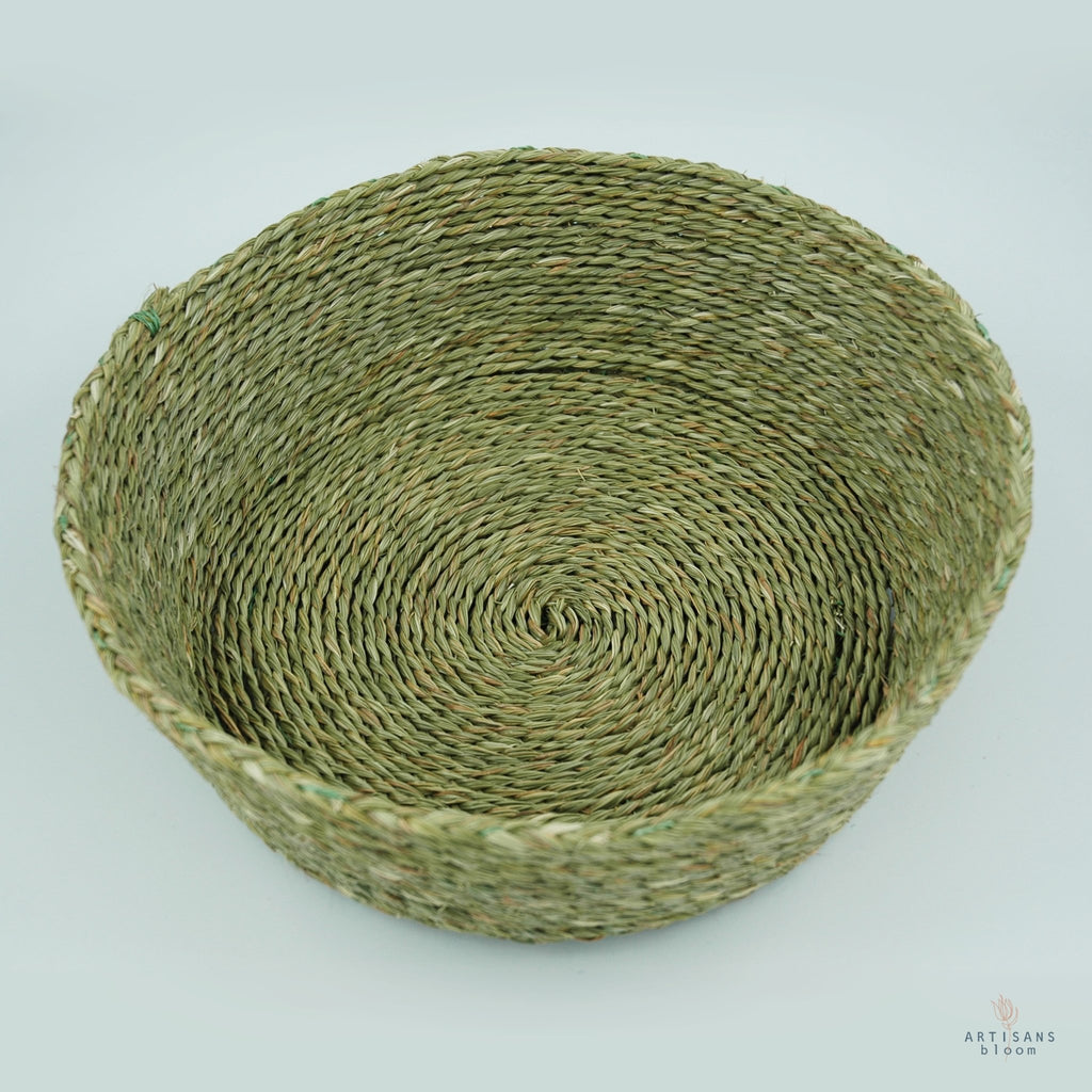 Natural Basket - 25cm - Artisans Bloom