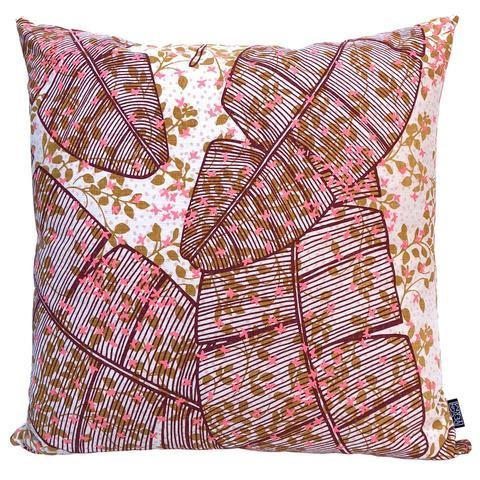 New Horizon Blush Cushion Cover - Artisans Bloom